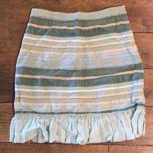 Anthro skirt